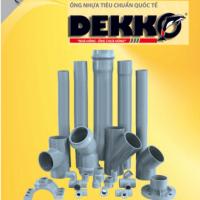 Ống nhựa và phụ kiện upvc_dekko